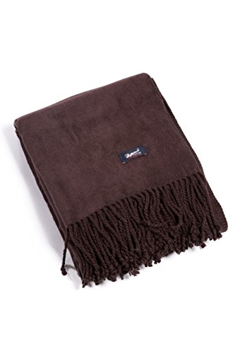 Velvet Chenille Throw - 4