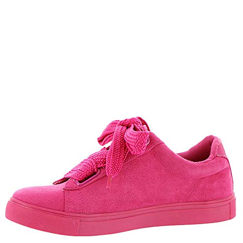 Women's bebe Cabree Oxford Hot Pink v7H51qHw