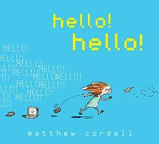 book cover of Hello! Hello!