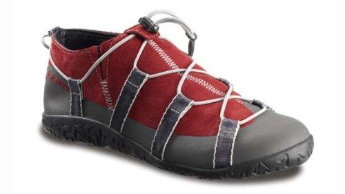 donna scarpe Lizard Scarlet Kross da Leather invernali rosse 39 xYU6dPUq
