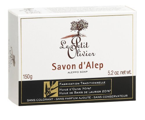 Aleppo Bar Soap by Le Petit Olivier
