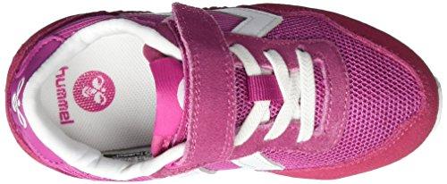 Hummel Reflex Sport Jr, Zapatillas Unisex Niños Rosa (Rose Violet)