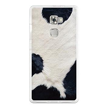 BeCool Funda Gel Flexible Huawei Mate S Animal Print Vaca ...