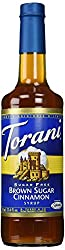 Torani® Brown Sugar Cinnamon Syrup Sugar Free