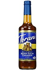 Torani Sugar-Free Brown Sugar Cinnamon Syrup 750 ml