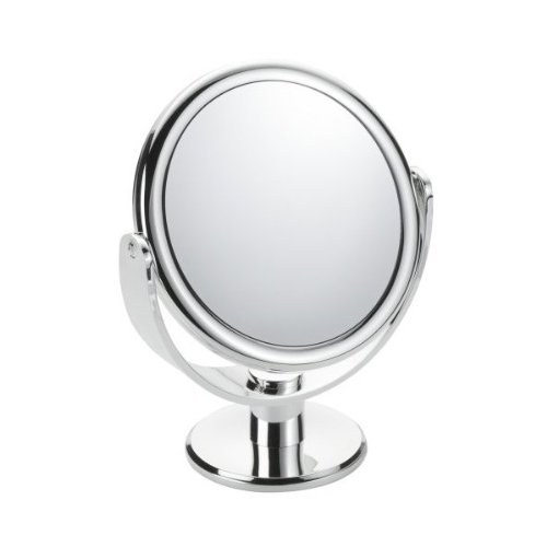 8X & 3X Double Vanity Chrome Magnifying Mirror Review
