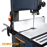 POWERTEC BS900RF Rip Fence for POWERTEC BS900 Wood