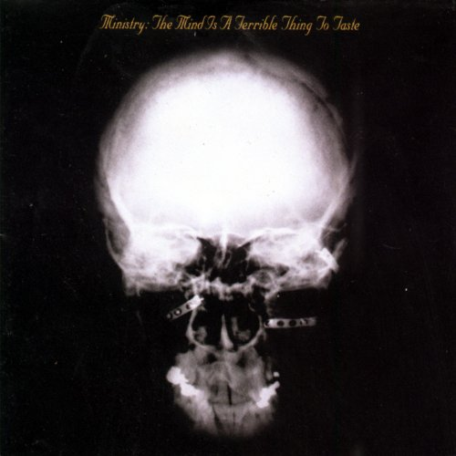 Ministry Cd - Mind Is A Terrible Thing To Taste, The