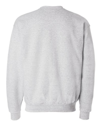 Pile Comfortblend Hanes Lunghe Crew A In Ash Maniche qfwXrXdP