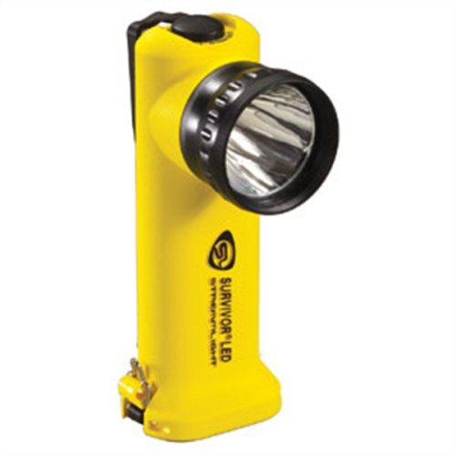 STREAMLIGHT SURVIVOR LED - RECHARGEABLE - -