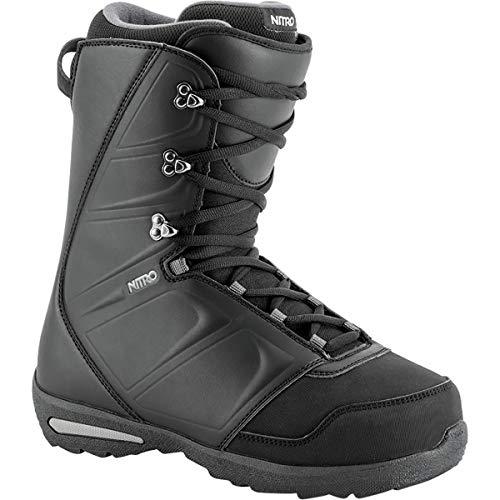 - Nitro Snowboards Vagabond Stnd Boots, Men, Mens, 848454, Black, 270