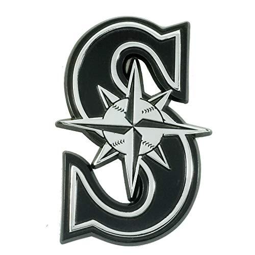 (FANMATS MLB - Seattle Mariners Chrome Emblem)