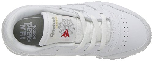 Pictures of Reebok Infant/Toddler Classic Leather Sneaker 11 W US Men 2
