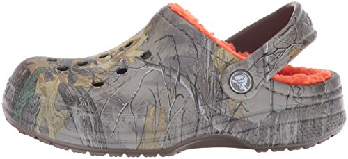 c5321a533791ab Crocs Winter Realtree Xtra Clog (Toddler Little Kid) - Import It All