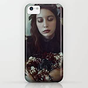 Society6 - Time (death) iPhone & iPod Case by L?dia Vives