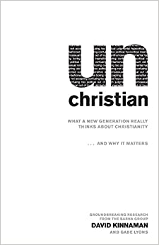 `WORK` UnChristian: What A New Generation Really Thinks About Christianity…and Why It Matters. Process Prior presento Equities joven Programa before alerts