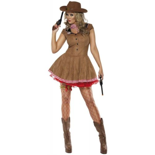 Wild Costumes West Adults (Wild West Adult Costume -)