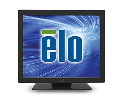 Elo E000166 1929LM 19'' LED-Backlit LCD Monitor, Black