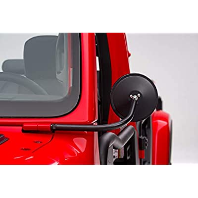 Rugged Ridge 11025.23 Trail Mirror, Round for 2020-current Jeep Wrangler JL & Gladiator JT: Automotive