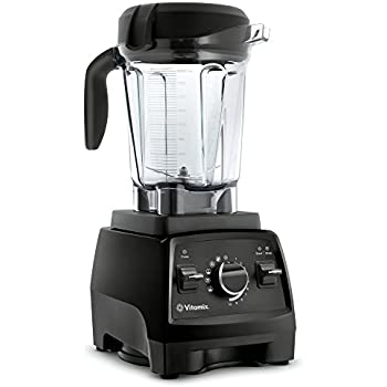 Vitamix Professional Series 750 Blender, Programmable, Self-Cleaning 64 oz. Container, Black