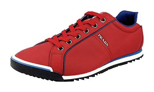 Prada Men's OQ6 4E2719 OQ6 Men's F0D56 Leather Sneaker B0787JV44X Shoes 5a79c2
