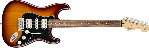 Fender Player Stratocaster HSH Electric Guitar - Pau Ferro - Tobacco Sunburst