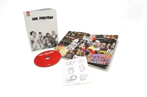 One Direction Up All Night Yearbook Edition | www.pixshark ...