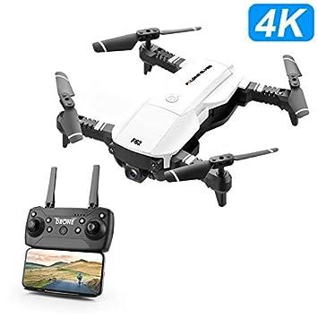MANZY Drone Plegable con Cámara Profesional 4K HD con Control ...