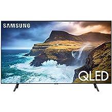 Samsung QN82Q70RAFXZA / QN82Q7DRAFXZA Flat 82-Inch QLED 4K Q70 Series Ultra HD Smart TV with HDR and Alexa Compatibility (Renewed)