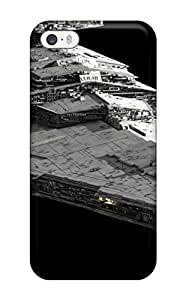 Durable Protector Case Cover With Artistic Imperial Star Destroyer Hot Design For Iphone 5/5s