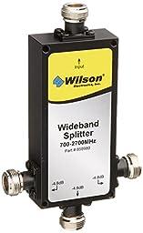 Wilson 8599803-Way Signal Splitter 50Ohm - N Connectors -4.8 dB, 700-2700 MHz