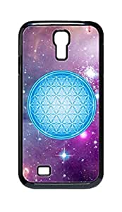 Cool Painting flower of life Snap-on Hard Back Case Cover Shell for Samsung GALAXY S4 I9500 I9502 I9508 I959 -1290