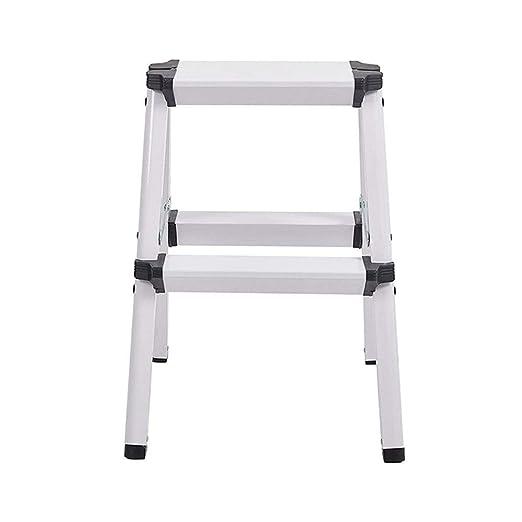 AINIYF Escalera plegable de aluminio Escalera de espiga para uso ...