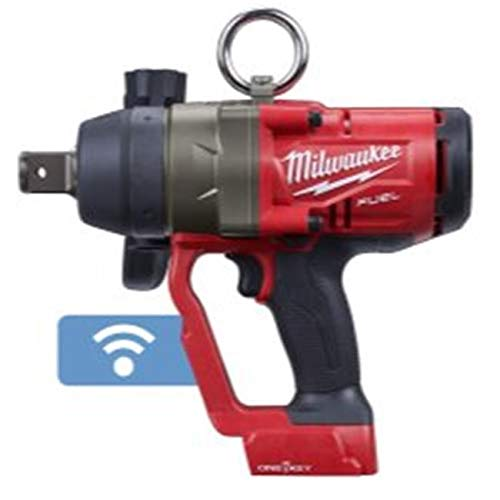 Milwaukee 2867-20 M18 FUEL 1 in. High Torque Impact Wrench with ONE-KEY (Tool Only)