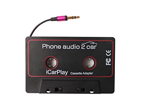 WeRecord Cassette Adapter phone audio product image
