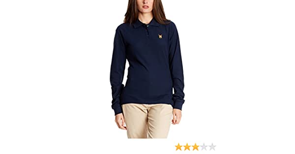 POLO CLUB Captain Horse Academy Polo Lady Azul Marino XL: Amazon ...