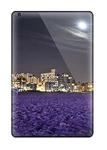 High Quality Phone Case Night Sky Beach Skin Case Cover Specially Designed For Ipad - Mini/mini 2