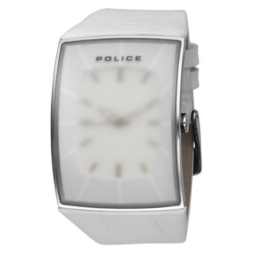 Police Women's PL-12172JS/01 Vantage White Dial Watch