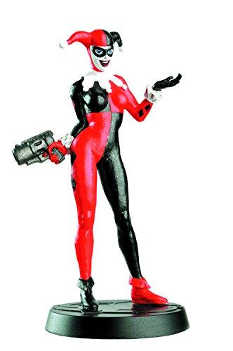 Eaglemoss Dc Comics - Eaglemoss DC Comics Super Hero Collection: Harley Quinn Figurine
