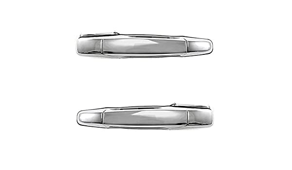 Right Chevy//GMC Pickup Truck Primed Rear Outside Outer Door Handles Pair Left