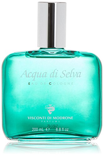 Acqua Di Selva By Visconti Di Modrone For Men. Eau De Cologne 6.8 oz