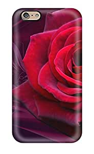6592943K46092651 Case Cover Flower Iphone 6 Protective Case