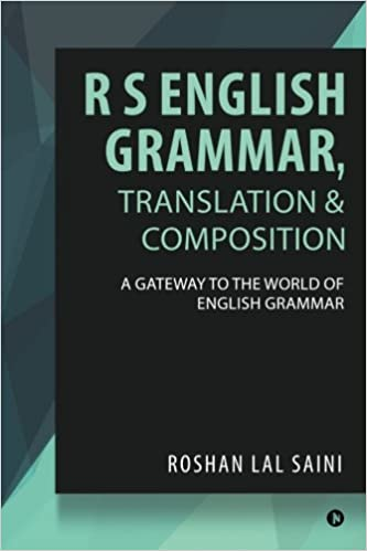 Buy R S English Grammar Translation Composition A Gateway To