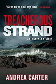 Treacherous Strand (An Inishowen Mystery Book 2)