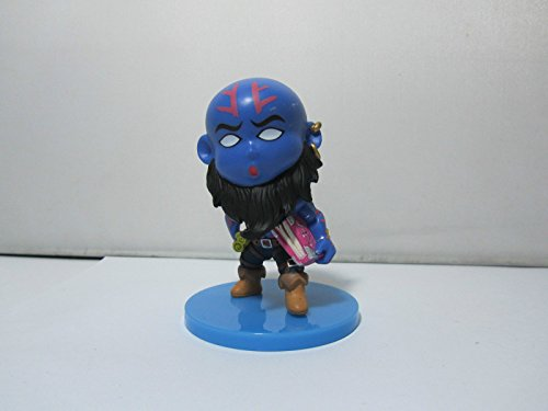 [LOL League of Legends Figure -RYZE MODEL L44!!] (League Of Legends Annie Cosplay Costume)