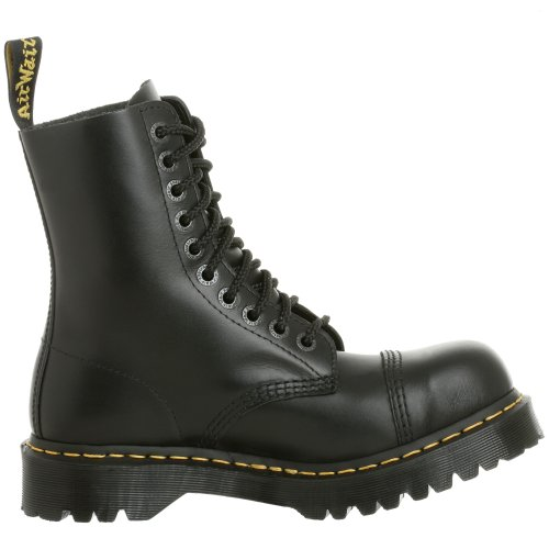 Dr. Martens Mens / Womens 8761 Boot Black Fine Haircell