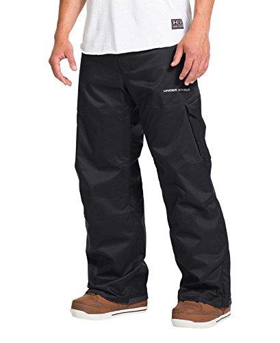Under Armour Men's ColdGear Infrared Snocone Pants, Black, S