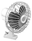 12 volt fan marine - 2 X SeaChoice 6 inch Oscillating 12V Fan