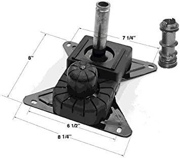 Replacement Swivel /& Tilt for Caster Chairs