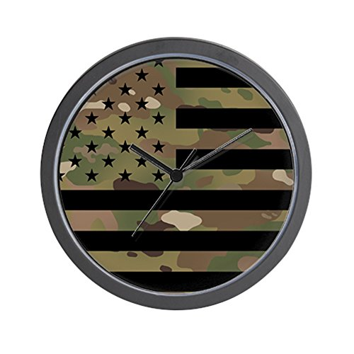 CafePress - U.S. Flag: Military Camouflage - Unique Decorative